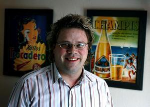 Champis i all ära, men om utbildade sommelieren Daniel Norlander får välja blir det nog snarare vin eller champagne.
