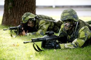 Hemvärnet kommer i helgen att öva på flera orter i Ånge kommun.
