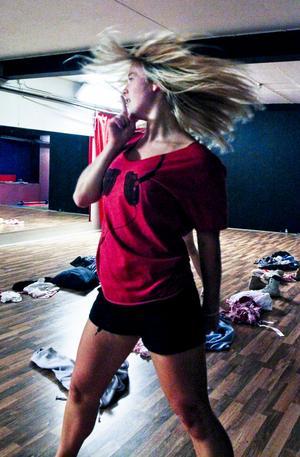 Sigrid Lundgren i dansen