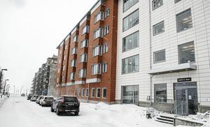 På Fregattgatan ligger Kajplats 15.