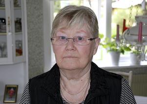 – Jag kan ta en hård debatt och kritik, men den ska vara grundad på fakta, säger Ann-Gret Olsson.