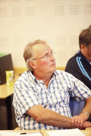 Roland Olsson (S) är vice ordförande för kultur- och fritidsnämnden.
