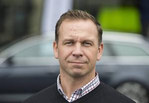 Tommy Österberg. Foto: Pontus Lundahl / TT