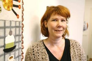 Grattis! Konstnären och bilderboksförfattaren Carina Bodström har vunnit Alfabetas  Castorpristävling.