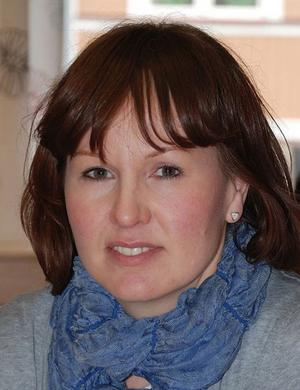 Kommunalråd Ulrika Liljeberg (C), Leksand
