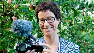 Pia Johansson, dokumentärfilmare.
