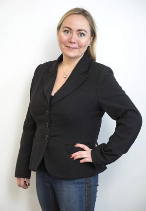 Anita Jacobson, krönikör Sundsvalls Tidning.