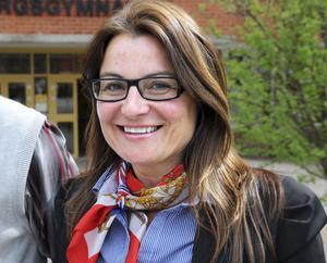 Ingela Linzie har fått en rektorstjänst i Göteborg och återvänder dit efter tre och ett halvt år vid Torsbergsgymnasiet i Bollnäs.