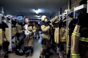 Blev bättre. Nerikes Brandkår är ett exempel på att en centralisering kan innebära ökad tillgång på service, skriver Per Eriksson, kommunalråd i Askersund (S) Arkivfoto: Sofie Isaksson´.