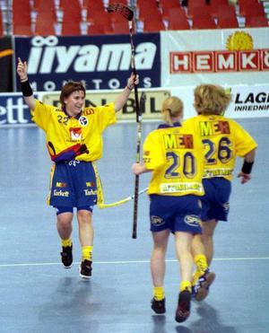 Ingen repris. 1999 avgjordes dam-VM i innebandy i Kupolen i Borlänge, men det kommer att dröja innan mästerskapet är tillbaka i Dalarna. Det fanns chans att få VM 2009, men någon ansökan skickades aldrig in…