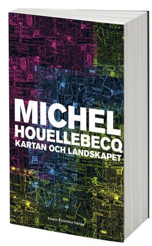 Michel Houellebecqs nya roman, Kartan och landskapet, har tilldelats Frankrikes förnämsta litterära utmärkelse, Goncourtpriset.