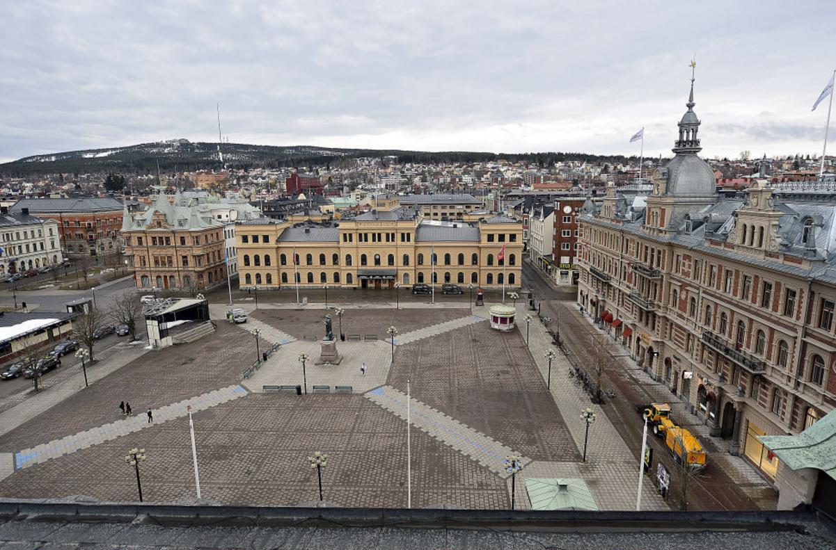Alf Sejbert Engblom, Krejaregatan 4, Sundsvall | omr-scanner.net