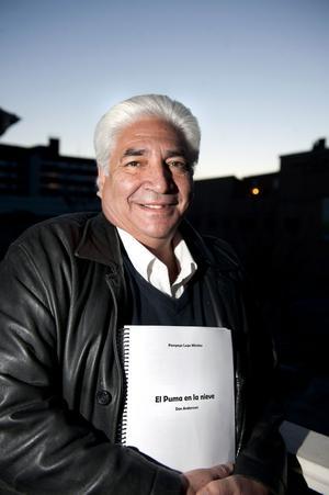 Förre Borlängebon Pompeyo Lugo Mèndez, mer känd som Kiko, har arbetat med Dan Andersson i snart 40 år. Nu skriver Kiko en bok på spanska om sin skald.