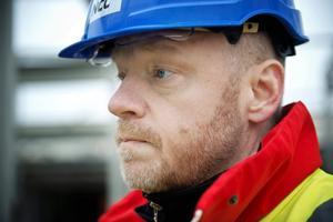 Thomas Rasmusson är projektledare för Tegelbruket.