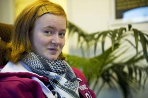 Caroline Blomgren planerar en stor resa till Skara sommarland för föreningens medlemmar.