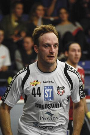 Anton Samuelsson är tillbaka i spel i kvällens match mot Gävle GIK.