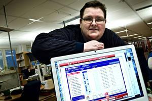 Spelexpert Carl-Johan Goth bjuder på drag till lördagens jackpot på V75 och stryktipset.