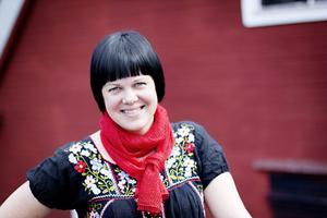 Hanna Bruce, vd för Växbo Lin har kommit ett steg närmare sitt mål – att vinna Stora Turismpriset.