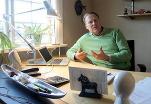 Christer Löfdahl - på väg in i Skandias styrelse.