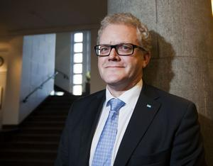 Sandviks Jan Lissåker uppskatar Sandvikens IF:s sociala engagemang.