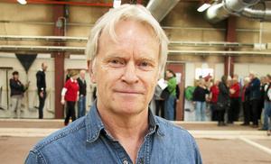 Jan Fagerström, enhetschef fritidsförvaltningen i Hallstahammars kommun, bedömer det som nödvändigt att rusta baden. (Arkivbild).