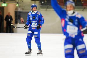 Juho Liukkonen och Vänersborg inleder sitt försäsongsmatchande med att möta allsvenska Kungälv.