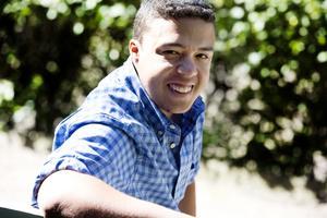 Marcus vill att skolorna ska bli bättre på att prata om hbtq-frågor.