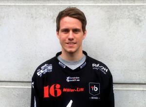 Philip Florén kommer till Västerås och Tillberga på lån från Villa Lidköping.