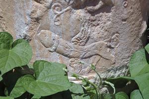 SYMBOL. I Aphrodisias frodades kärlekskulten långt efter kristendomens införande.