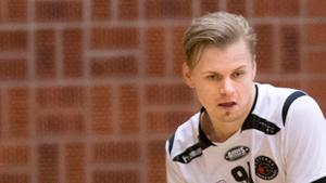 IBF Västerås stjärnspelare Christian Mattsson.