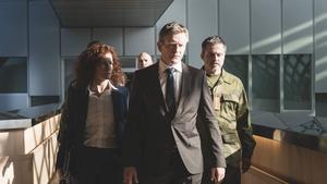 Den norska thrillerserien