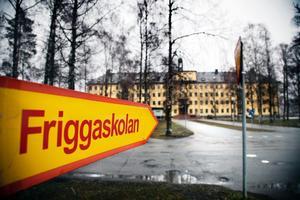 Friggaskolan i Östersund är en av de skolor som Academia driver.