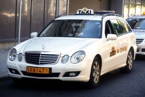 BYTER BOLAG. Gävle och Sandviken Taxi är sedan första september del av det rikstäckande företaget Sverigetaxi.