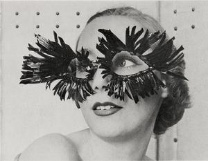 Elsa Schiaparellis glasögon från 1951.   Foto: Maison Schiaparelli archives