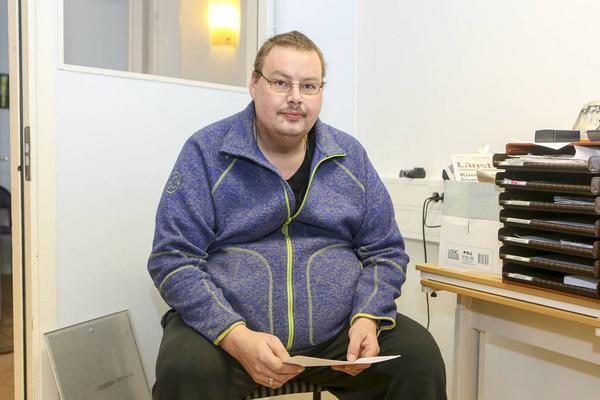 Bjarne Kvilvang fick en chock när det första läkaren gjorde var att ifrågasätta den diagnos han haft sedan flera år tillbaka.