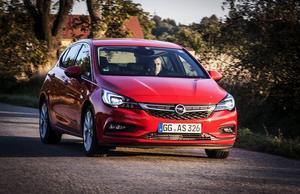 Nya Astra har fått minskat luftmotsånd, lägre vikt och förbättrad säkerhet.
