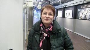 Linda Jonasson skulle gärna vilja resa till Grekland. Men nu närmast väntar ett snöigt Malmö.