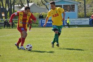 Örebro Syrianska vann enkelt över Ludvika hemma med 4-1.