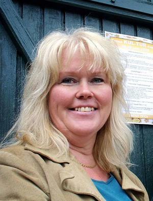 3 Lena Moén sångerska som gestaltar starka kvinnor ur Bibeln i en urpremiär i Bergs kyrka på söndag kväll.