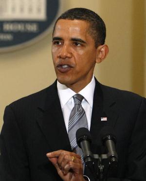 Barack Obama har avverkat sina 100 första dagar som USA:s president.