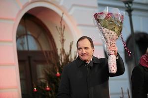 Statsminister Stefan Löfven (S) vill gärna fortsätta regera även efter valet i september.