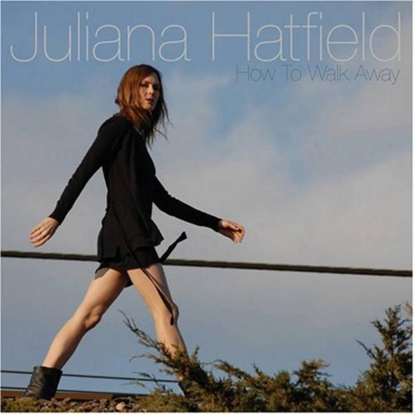 """Juliana Hatfield """"How To Walk Away""""Det är få som kan persionifiera melankoli som Juliana. Inte så många heller som kan placera det tillståndet inom perfekta popramar."""