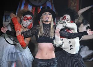 Britney Spears har hämtat sig från alla skandaler och gör nu comeback med turnén