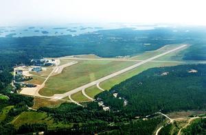 Delar av Flygstadens landningsbanor kommer att användas som trafikövningsplats.