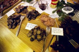 När restaurang Flamman kommer till Hamregården blir det ett riktigt julkalas. Lokalproducerat och hemlagat står på menyn.