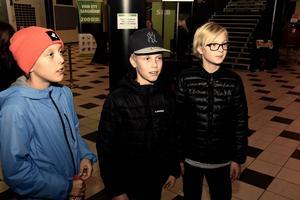 Tobias, Elias och Philip kastade in handduken efter en period mellan Modo och Karlskrona. Säkerheten först, löd resonemanget.
