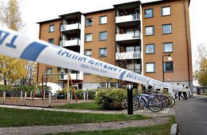 Det var sent på kvällen 17 oktober förra året som en 32-årig Gävlebo knivdödades på Öster.