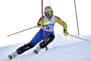 Lisa Lifvendahl, Sälen, åter bästa dalatjej med en 13:e plats.
