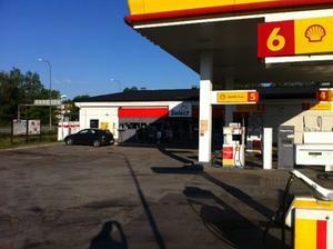 Shell i Karlskoga.