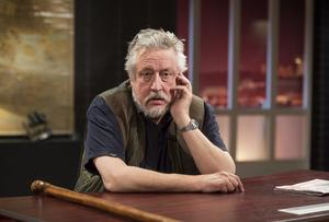 Kriminologiprofessorn och författaren Leif GW Persson.
